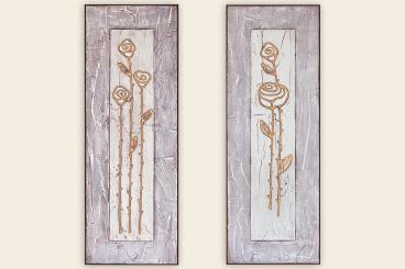 Vendita online quadri moderni contemporanei percorsiarte for Quadri fiori stilizzati