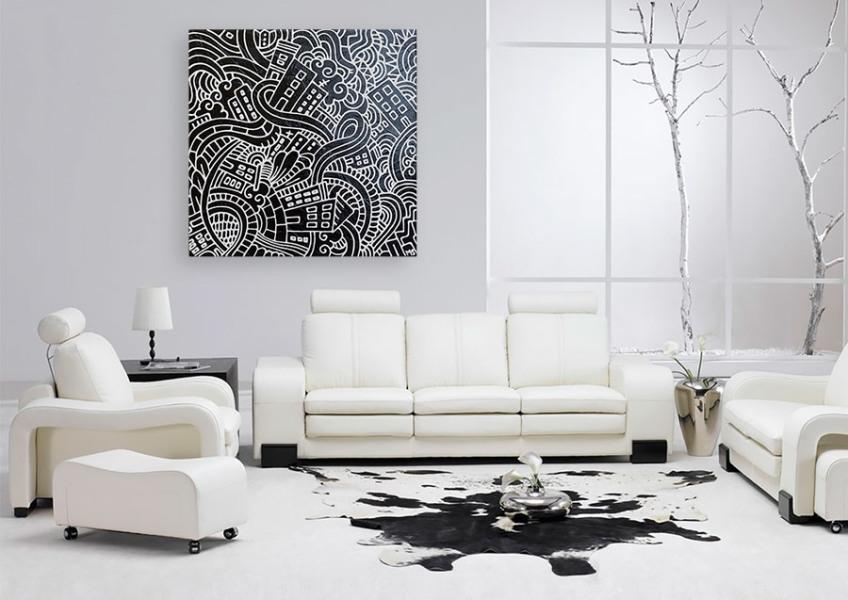 Come scegliere i quadri per arredare percorsiarte for Arredare con i quadri
